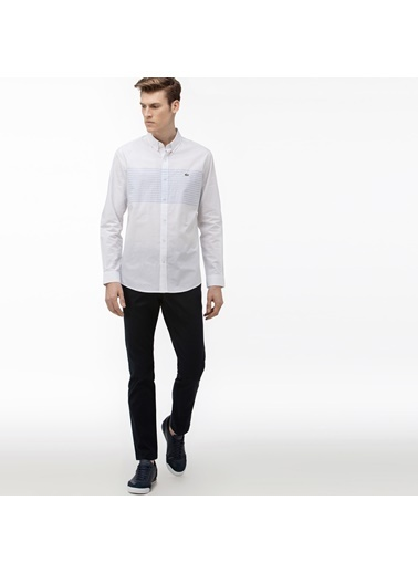 Lacoste Erkek Slim Fit Pantolon HH0012.12M Lacivert